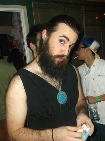More Halloween Costume Ideas for Guys with Beards - Beard