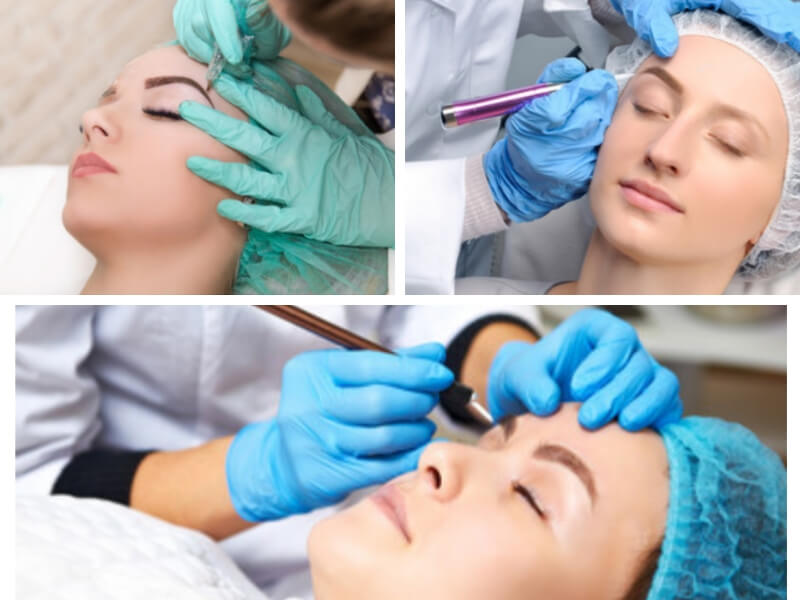 how does microblading eyebrows work