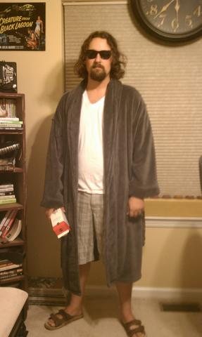 The Dude from The Big Lebowski  sc 1 st  Beard and Company & 12 Halloween Costume Ideas for Guys with Beards - Beard and Company ...